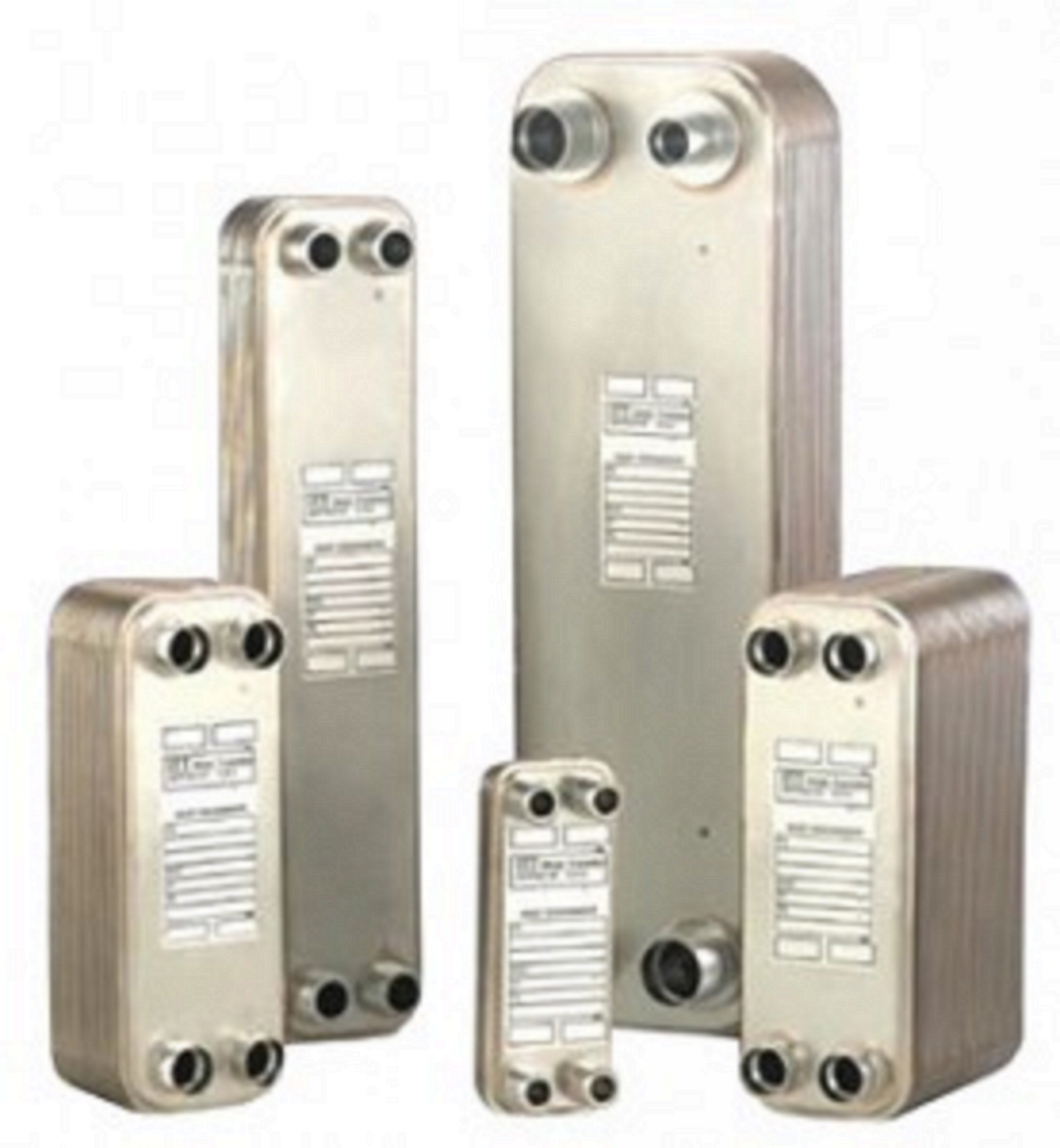 Brazed Plate Heat Exchangers - MultiTherm Coils