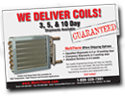 We Deliver Coils!