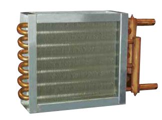Hot Water Duct Booster Coils Multitherm Coils